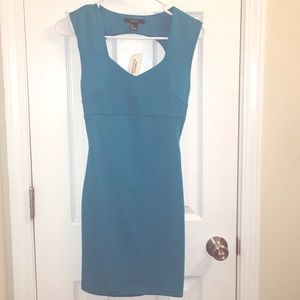 Brand new turquoise bodycon dress from Forever 21!